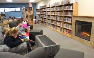 Library receives accreditation
