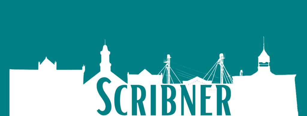 Downtown Scribner Skyline
